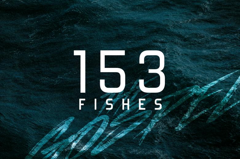 153 fishes John 21